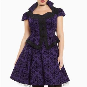Once Upon A Time Evil Queen Dress